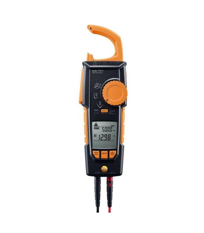 Pinza amperimétrica testo 770-1 TRMS