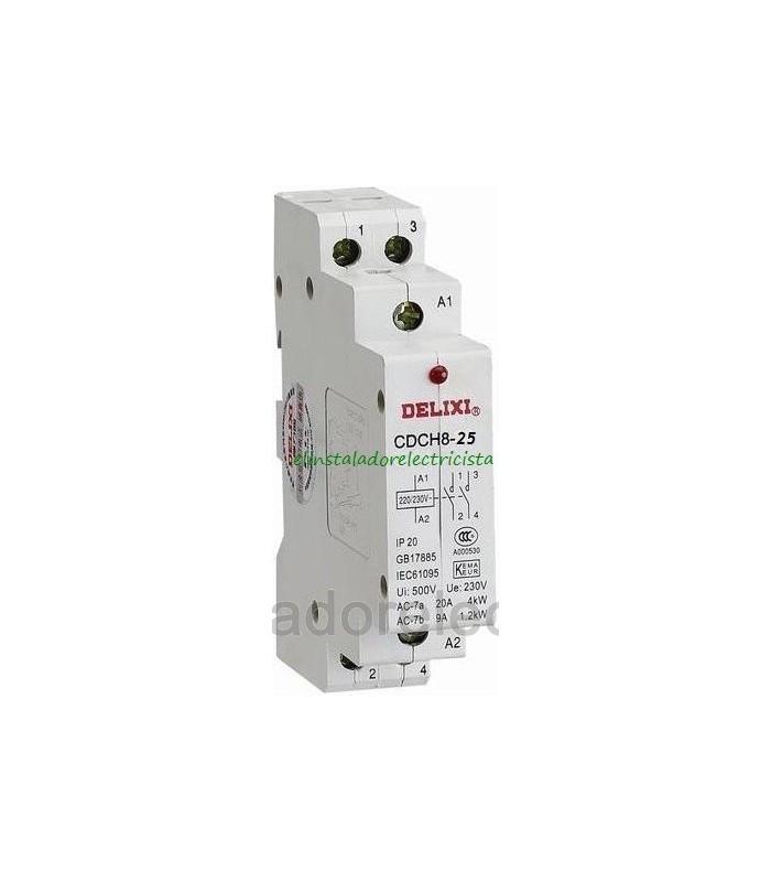 Contactor modular 25a