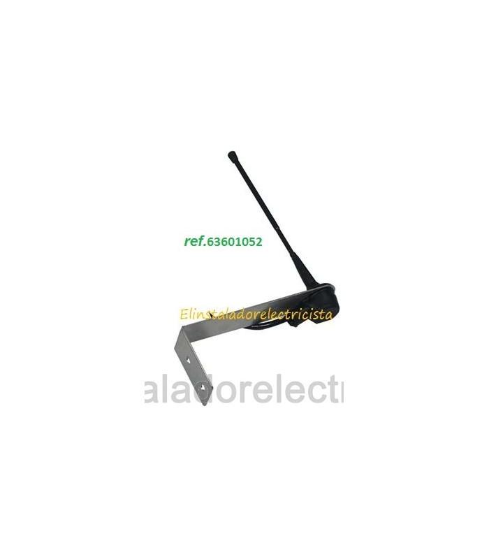 63601052 Antena sintonizada standard 300÷433 MHz con cable 4,5mt