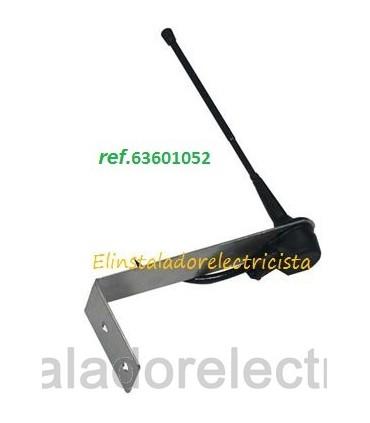 Antena sintonizada standard 300÷433 MHz con cable 4,5mt