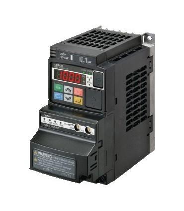 Variador MX2 en EtherCAT 230V, 0.75Kw/1.1Kw, HD/ND – EtherCAT