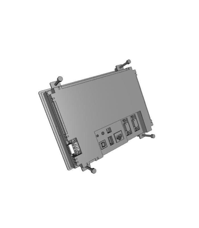 "NB10W-TW01B Terminal NB de 10,1"" TFT Color, Ethernet, USB maestro"