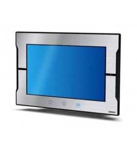 "NA5-9W001S OMRON Pantalla táctil HMI, 9"", TFT LCD, color gris"