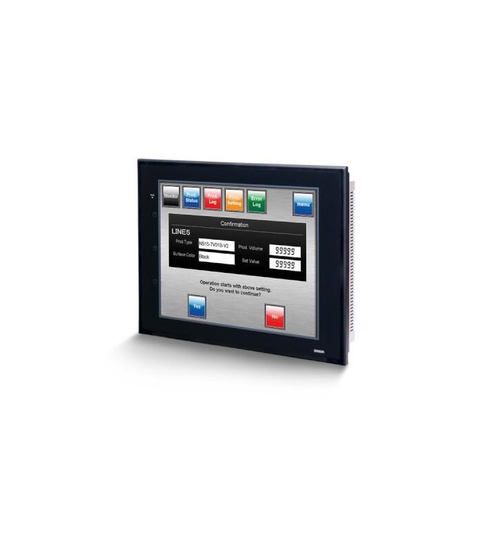"NS12-TS00B-V2 Omron terminal TFT 12"", HMI, color negro 800x600 pixeles"