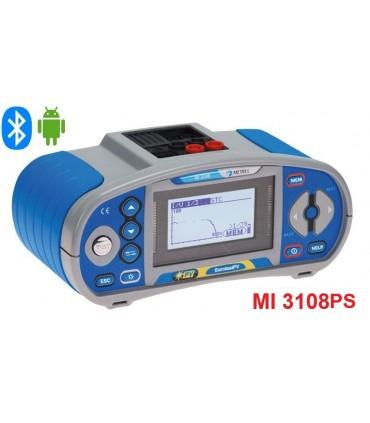 MI 3108 PV  Comprobador Fotovoltaico Combinado