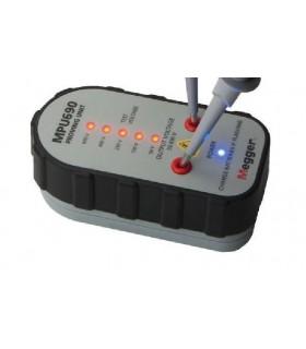 MPU690 Comprobador de Calibración TPT