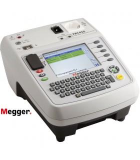 PAT450 Comprobador de Aparatos Eléctricos Monofásico MEGGER