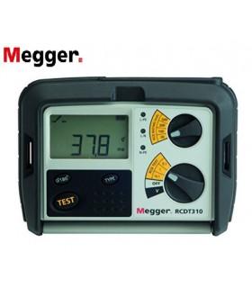 RCDT310 Comprobador de diferenciales Megger