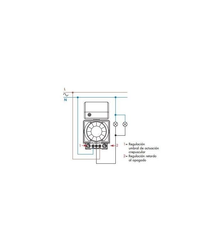 Detector de movimiento de superficie Finder 18.01.8.230