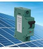 Automáticos Magnetotérmicos Unipolar DC Fotovoltaico