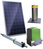 Kit Solar para motores de puertas